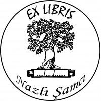 Ex Libris Ağaç Mühür