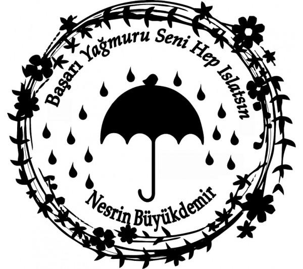 Başarı Yağmuru Mühür
