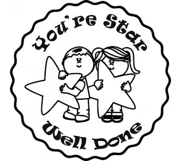 You're Star Öğretmen Mühürü